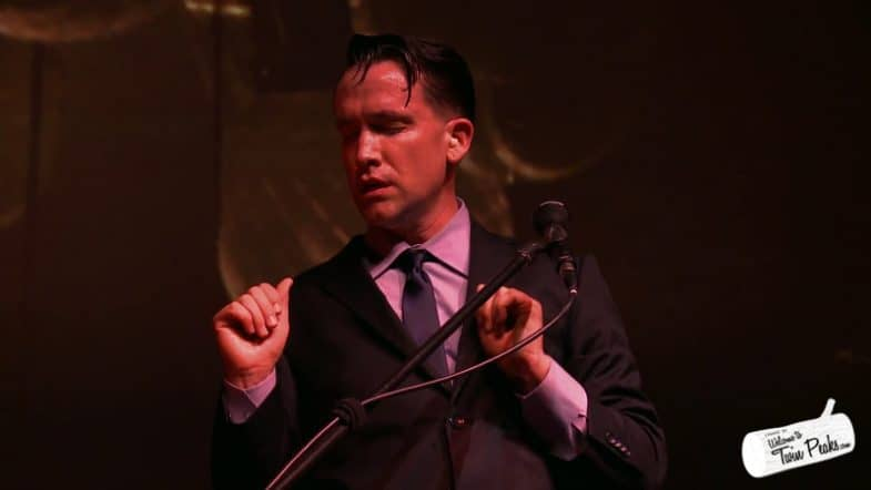 Xiu Xiu performs the music of Twin Peaks